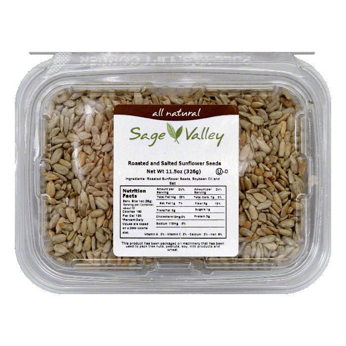Sage Valley Seed snflwr shld rs, 11.5 OZ (Pack of 6)