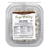 Sage Valley Yogurt raisin, 10 OZ (Pack of 6)