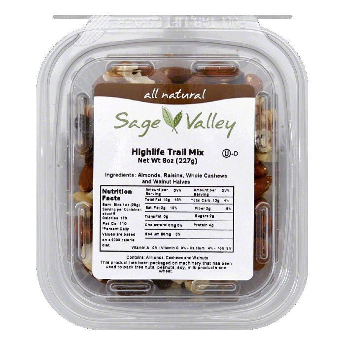 Sage Valley Mix highlife, 8 OZ (Pack of 6)