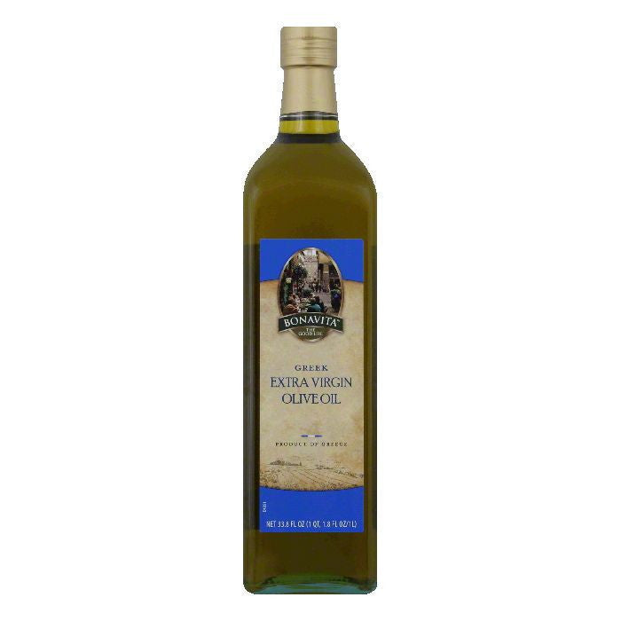 Bonavita Extra Virgin Greek Olive Oil, 34 FO (Pack of 6)