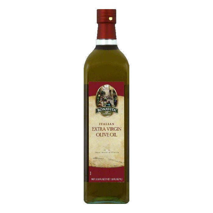 Bonavita Extra Virgin Italian Olive Oil, 34 FO (Pack of 6)