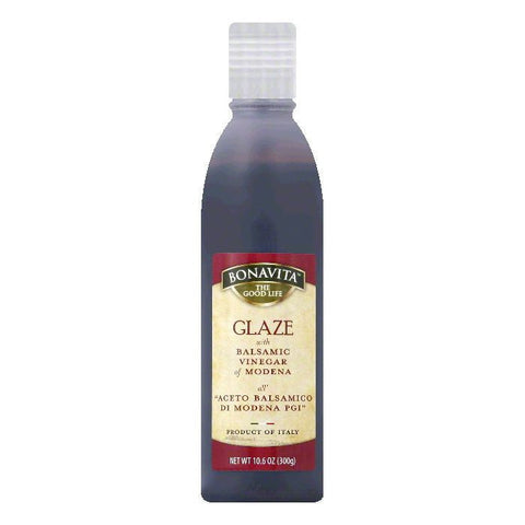 Bonavita Glaze Vinegar Balsamic, 10.6 FO (Pack of 6)
