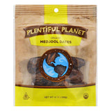 Plentiful Planet Medjool Date Fruit Bag, 6 OZ (Pack of 6)