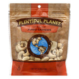 Plentiful Planet Nut Cashew 240 Raw Bag, 6 OZ (Pack of 6)