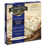 Bonavita Cheese Gluten Free Pizza, 10 Oz (Pack of 6)