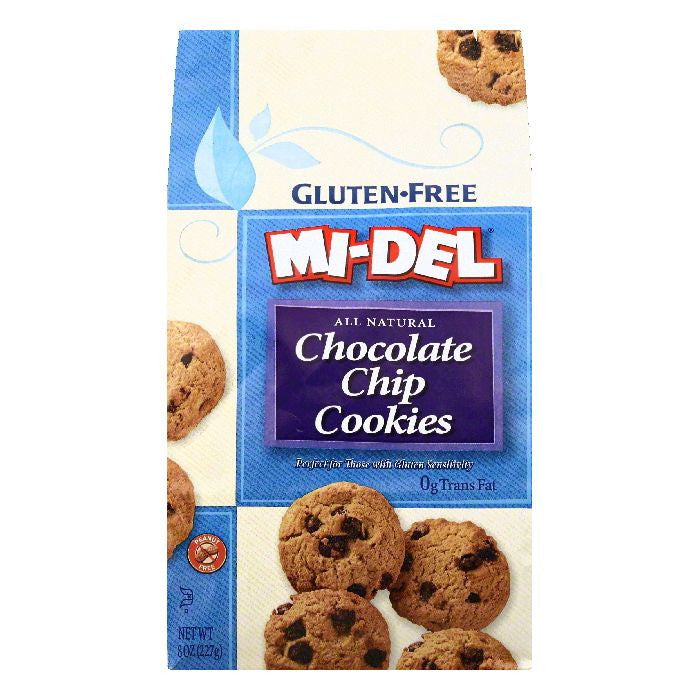 Mi del Chocolate Chip Cookies, 8 OZ (Pack of 12)