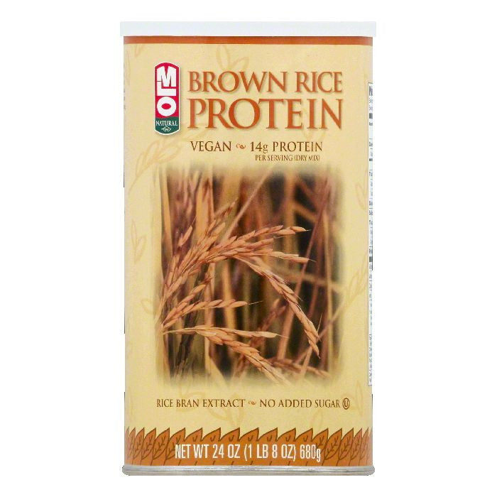 MLO Brown Rice Protein, 24 OZ
