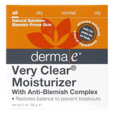 Treatments Very Clear Skin Moisturizer, 2 OZ