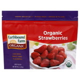 Earthbound Farm Organic Strawberries, 10 Oz (Pack of 12)