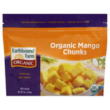 Earthbound Farm Organic Mango Chunks, 10 Oz (Pack of 12)