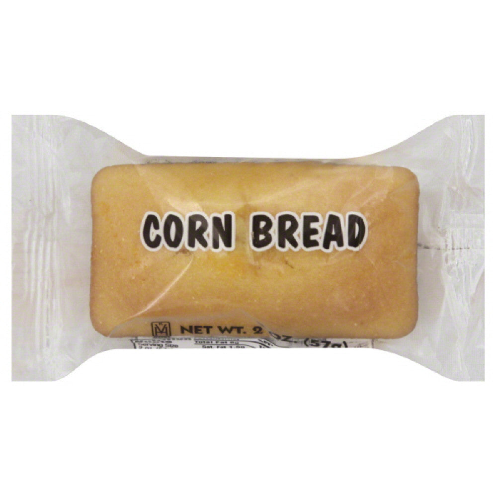 Bake Crafters Corn Bread, 2 Oz (Pack of 72)