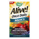 Natures Way Tablets Ultra Potency Men's Once Daily Multi-Vitamin & Whole Food Energizer, 60 OZ