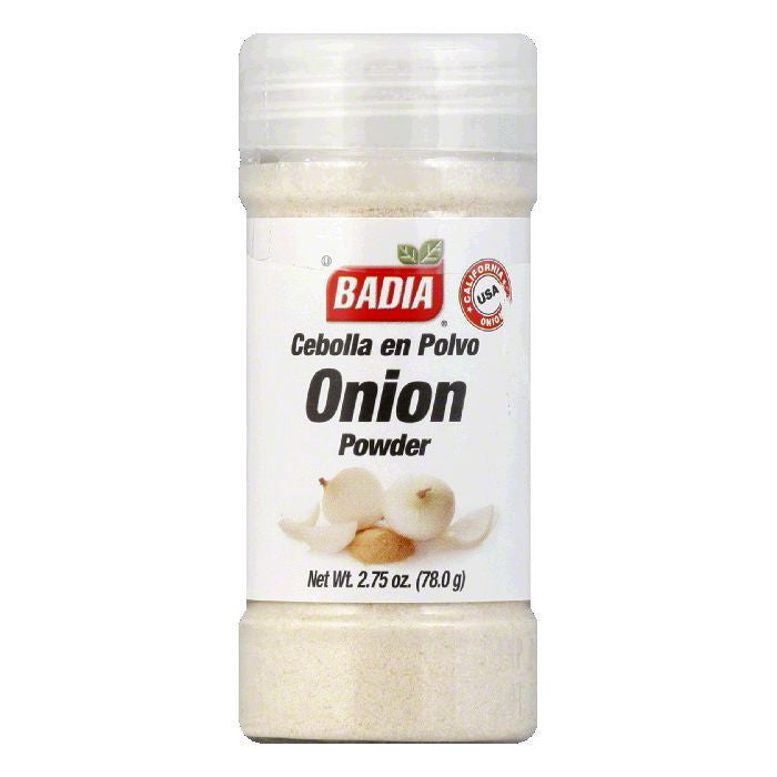 Badia Onion Powder, 2.75 OZ (Pack of 12)