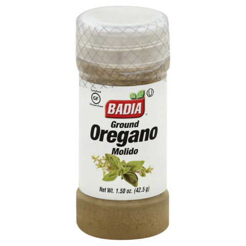Badia Ground Oregano, 1.5 Oz (Pack of 12)