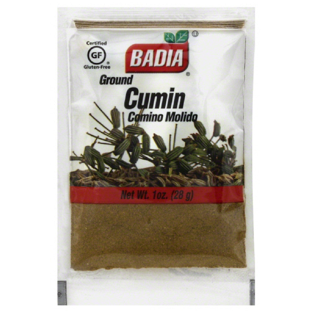 Badia Ground Cumin, 1 Oz (Pack of 12)