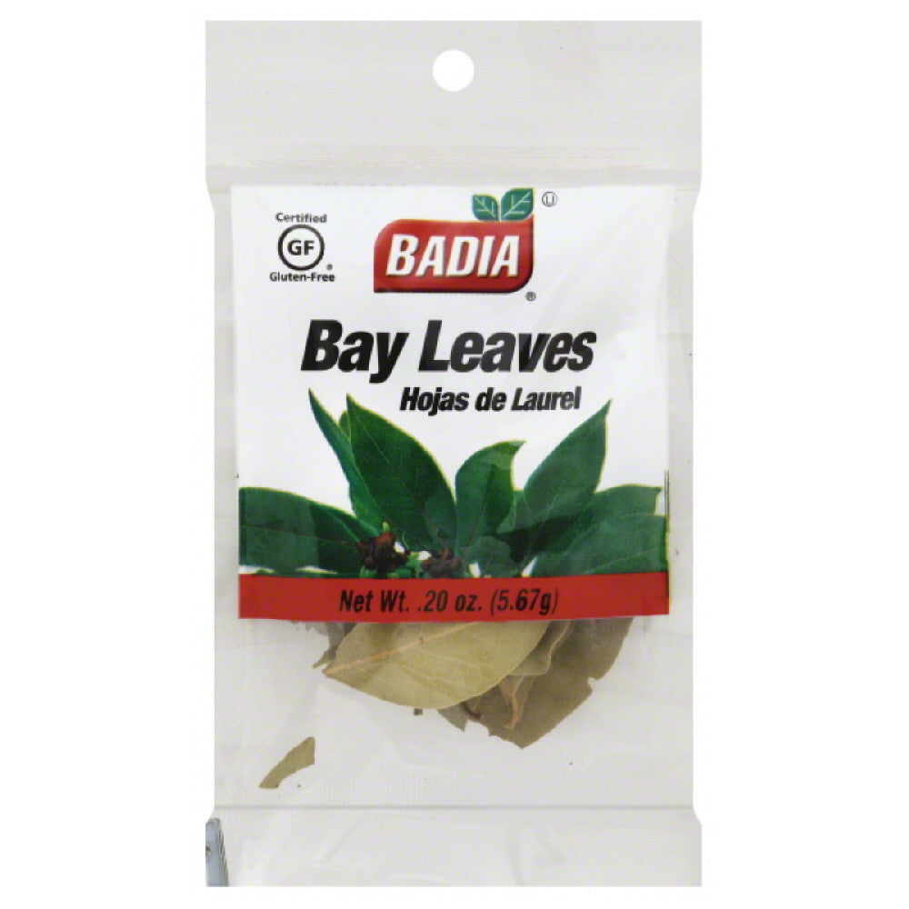 Badia Bay Leaves, 0.2 Oz (Pack of 12)
