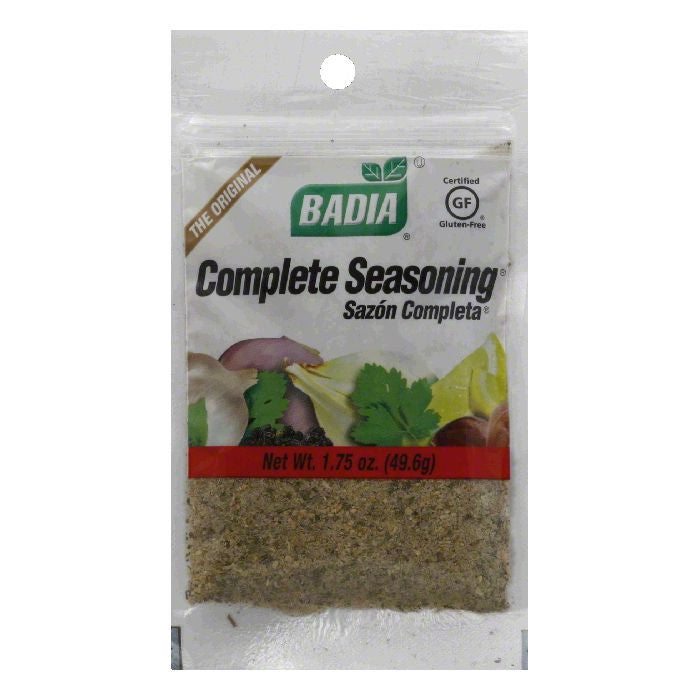 Badia Complete Seasoning, 1.75 Oz (Pack of 12)