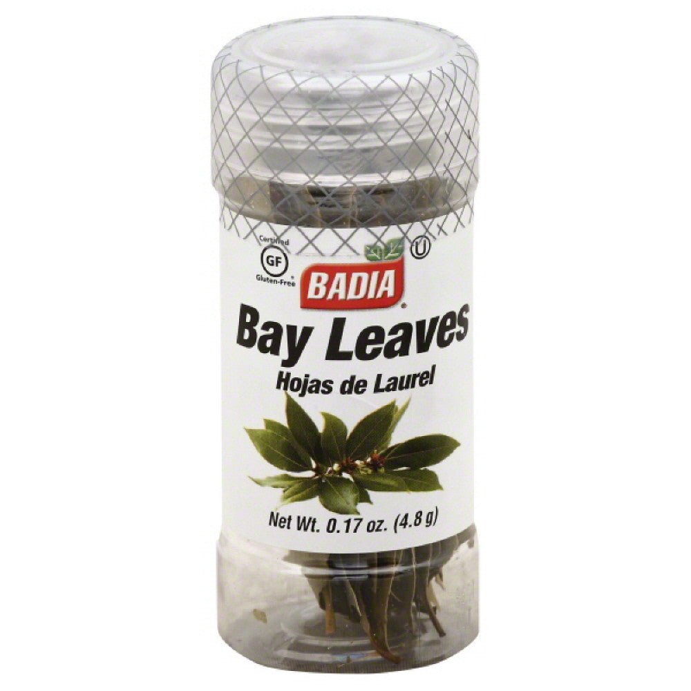 Badia Bay Leaves, 0.17 Oz (Pack of 12)