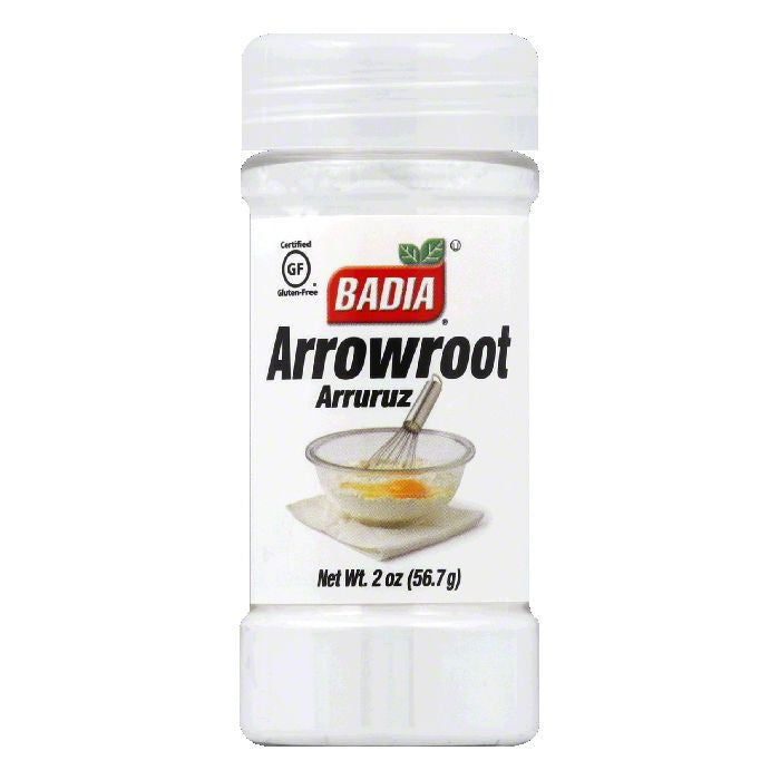 Badia Arrowroot, 2 Oz (Pack of 12)