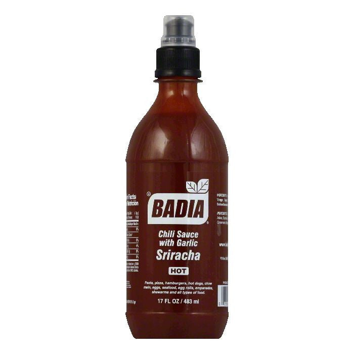 Badia Picante with Garlic Chili Sauce, 17 Oz (Pack of 6)
