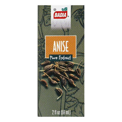 Badia Anise Extract, 2 OZ (Pack of 12)