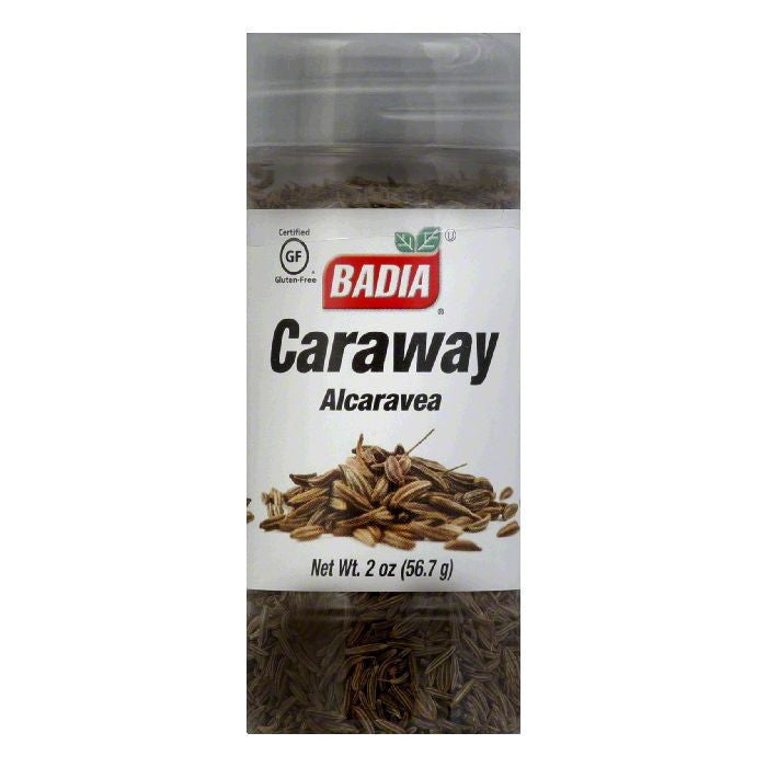 Badia Carraway Seed, 2 OZ (Pack of 12)