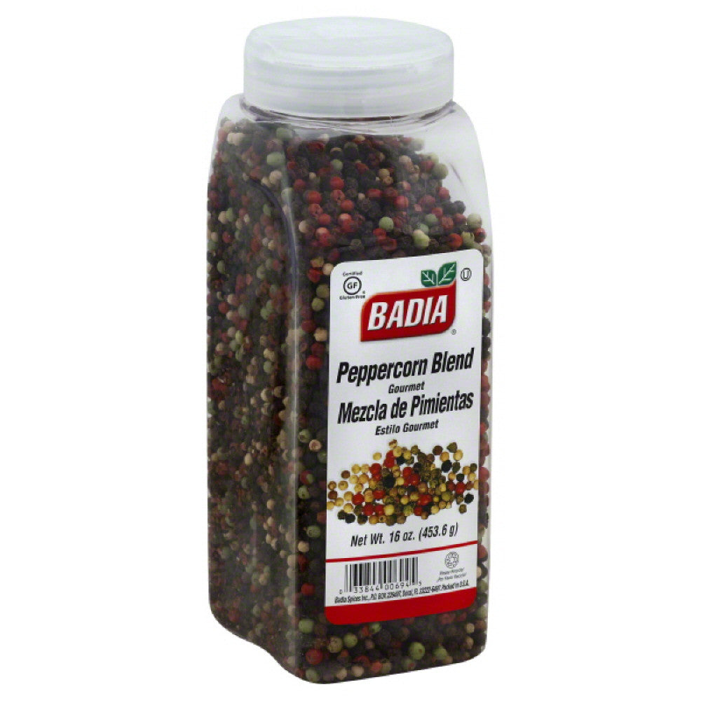 Badia Gourmet Peppercorn Blend, 16 Oz (Pack of 6)