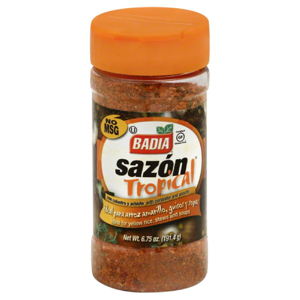 Badia Tropical Spices, 6.75 Oz (Pack of 12)