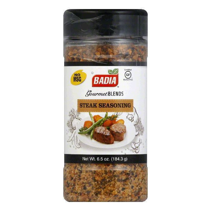 Badia Steak Seasoning, 6.5 OZ (Pack of 12)
