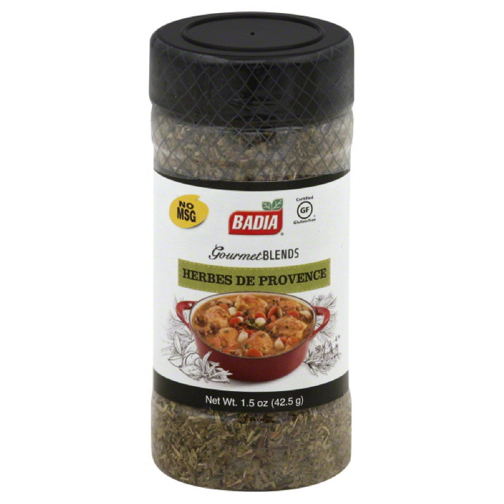 Badia Herbes de Provence Spices, 1.5 Oz (Pack of 12)