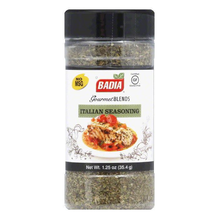 Badia Italian Seasoning, 1.25 OZ (Pack of 12)