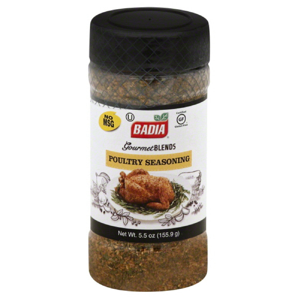 Badia Poultry Seasoning, 5.5 Oz (Pack of 12)