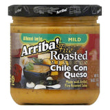 Arriba Mild Chile Con Queso, 16 OZ (Pack of 6)