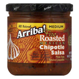Arriba Chipotle Salsa, 16 OZ (Pack of 6)
