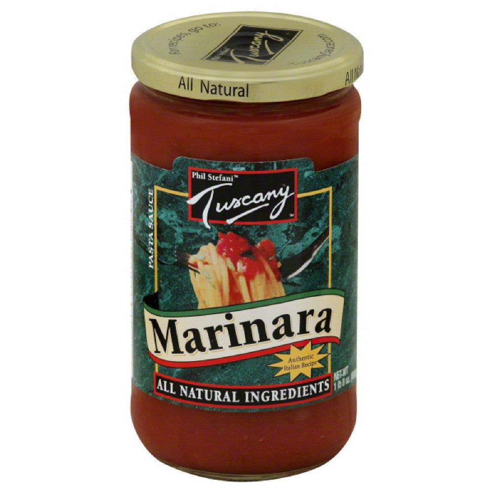 Tuscany Marinara Pasta Sauce, 24 Oz (Pack of 6)