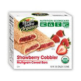 Health Valley Organic Multigrain Strawberry Cobbler Cereal Bars, 7.9 OZ (Pack of 6)