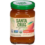 Santa Cruz Organic Mango Fruit Spread 9.5 Oz  (Pack of 6)