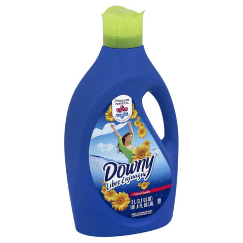 Downy Pureza Silvestre Fabric Softener, 101 Fo (Pack of 6)