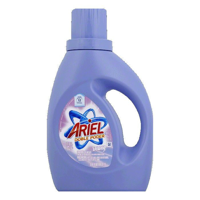 Ariel Downy Detergent, 33.8 FO (Pack of 12)