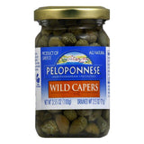 Peloponnese Wild Capers, 2.5 Oz (Pack of 12)