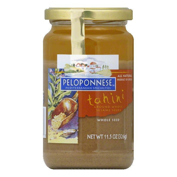 Peloponnese Tahini, 11.5 Oz (Pack of 6)