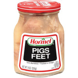 HORMEL  Pigs Feet 9 OZ  (Pack of 12)