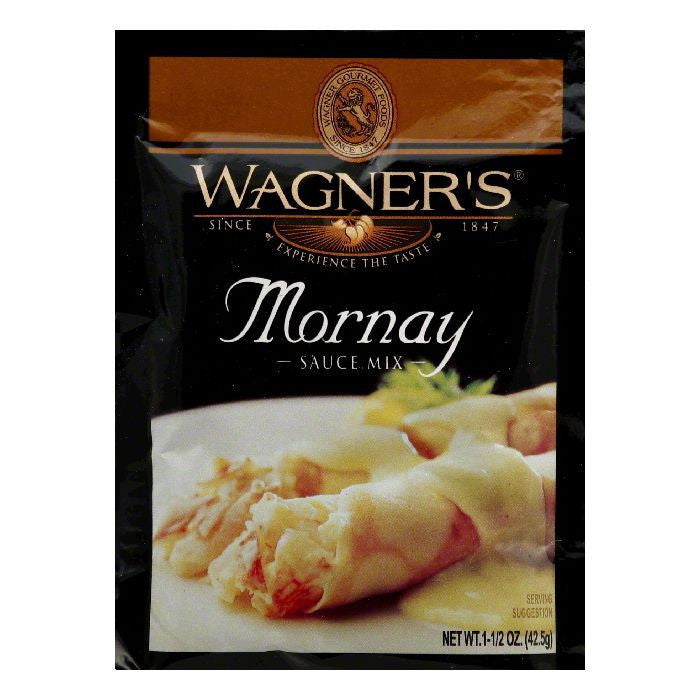 Wagners Sauce Mornay, 1.5 OZ (Pack of 12)