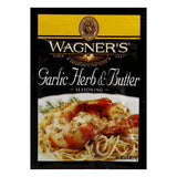 Wagner Sauce Mix Garlic Herb Butter, 0.35 OZ (Pack of 12)