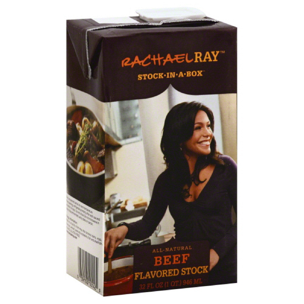 Rachael Ray Beef Flavored Stock, 32 Fo (Pack of 12)
