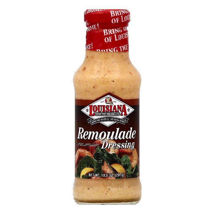 Louisiana Remoulade Dressing, 10.5 OZ (Pack of 12) – EyeLevelLink ...