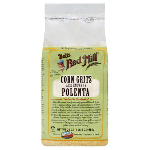 Bobs Red Mill Corn Grits, 24 Oz (Pack of 4)