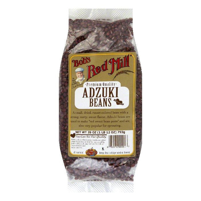 Bobs Red Mill Adzuki Beans, 28 Oz (Pack of 4)