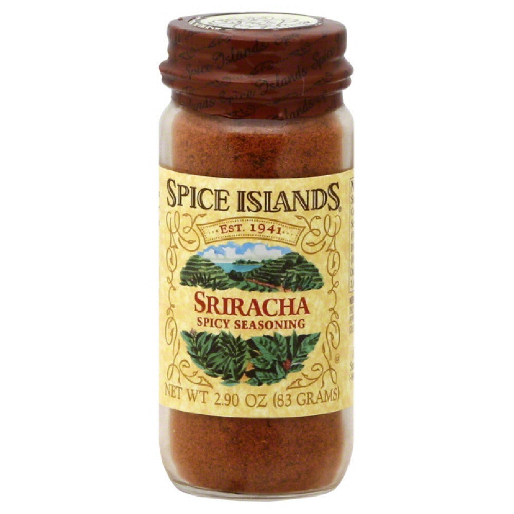 Spice Islands Spicy Sriracha Seasoning, 2.9 Oz  ( Pack of  3)