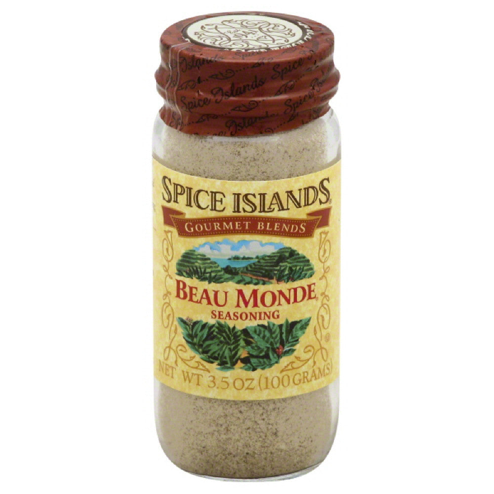 Spice Islands Beau Monde Seasoning, 3.5 Oz (Pack of 3)
